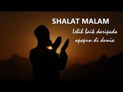 Tatacara Shalat Sunnah tahajjud
