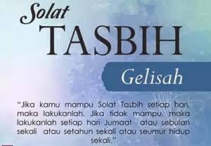Tata cara shalat Sunnah Tasbih